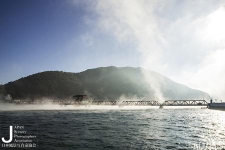 肱川あらし(赤橋).jpg