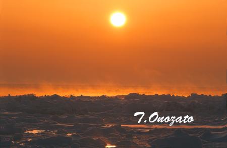 流氷と朝日.jpg